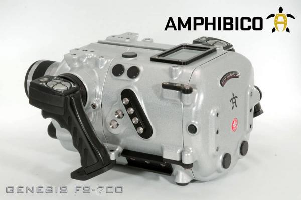 Amphibico Genesis für Sony Nex-FS700-10