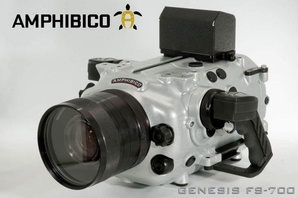 Amphibico Genesis für Sony Nex-FS700-5