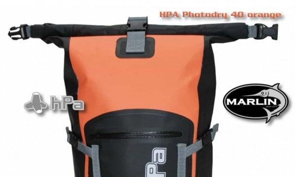 HPA Photodry 40 orange