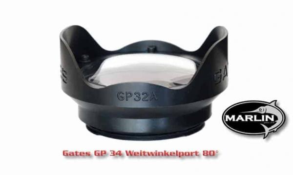 Gates GP 34 Wide Angle Port 80