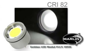 Keldan LED Modul FLUX 105W