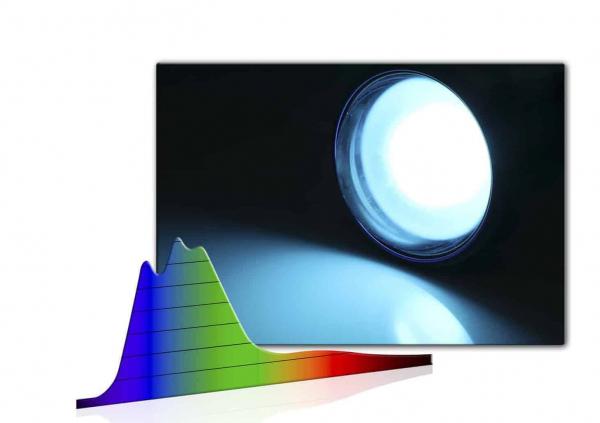 cyan light spect