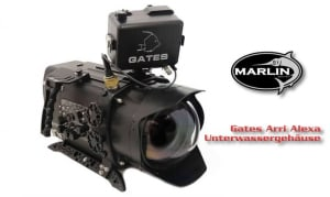 Gates Arri Alexa Underwater Enclosure
