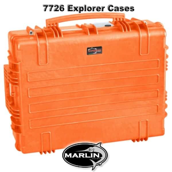 7726 Explorer Cases orange