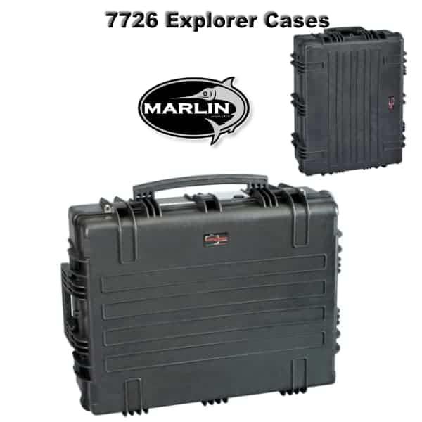 7726 Explorer Cases