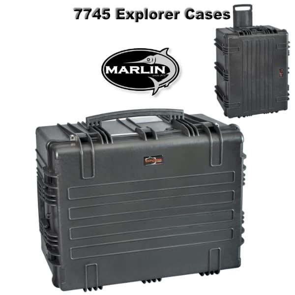 7745 Explorer Cases