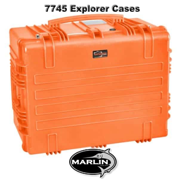 7745 Explorer Cases orange
