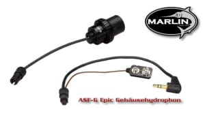 ASF G Epic Gehäusehydrophon