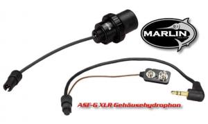 ASF-G XLR Gehäusehydrophon