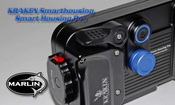 KRAKEN Smart Housing Pro, KRAKEN Universal Smartphone UW Gehäuse