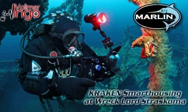 Wreck Lord Straskoma Kraken Smarthousing, Wrack Tauchen Kanada