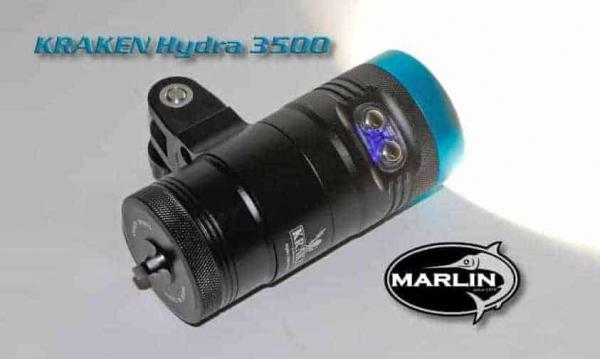 KRAKEN Hydra 3500 Light