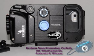 Kraken Smarthousing Verleih für Smartphones