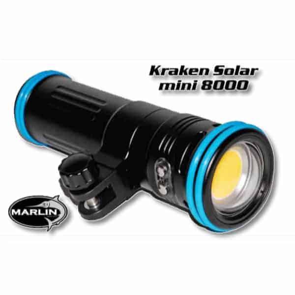 Kraken Light Mini Flare 8000 Solar