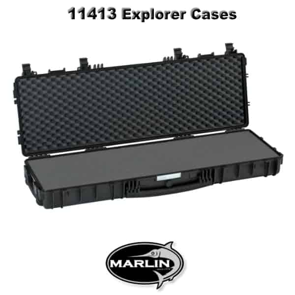 11413 Explorer Cases Schaumstoff