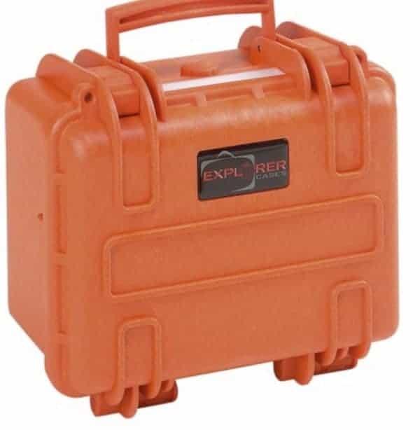 2717 Explorer Case Orange