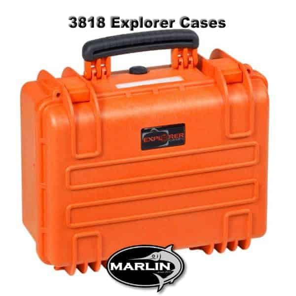 3818 Explorer Cases orange