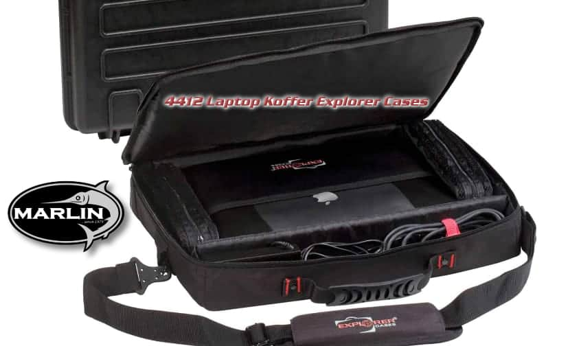 4412 Laptop Koffer Explorer Cases