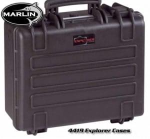 4419 Explorer Cases schwarz