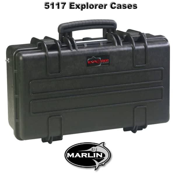 5117 Explorer Cases