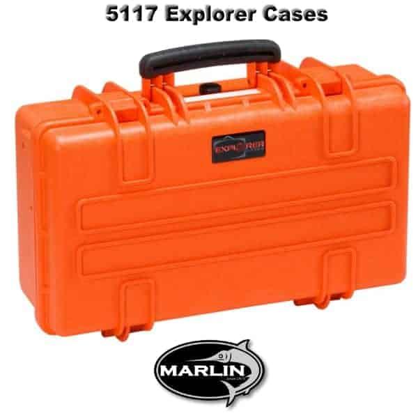 5117 Explorer Cases orange