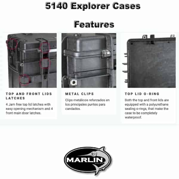 5140 Explorer Cases Features 1