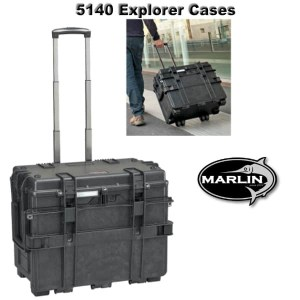 5140 Explorer Cases with Rollers
