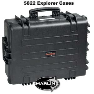 5822 Explorer Cases