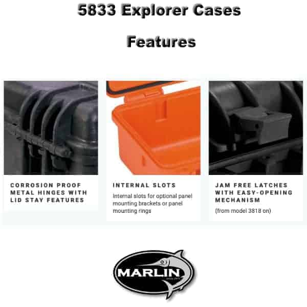 5833 Explorer Cases Features 2