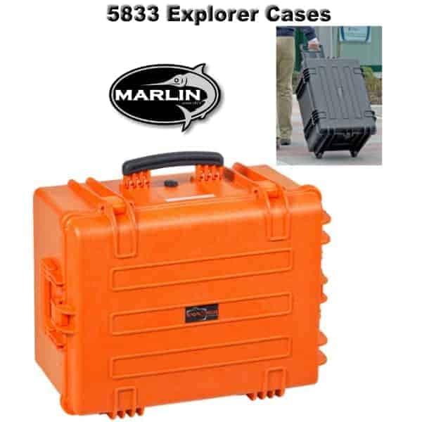 5833 Explorer Cases orange