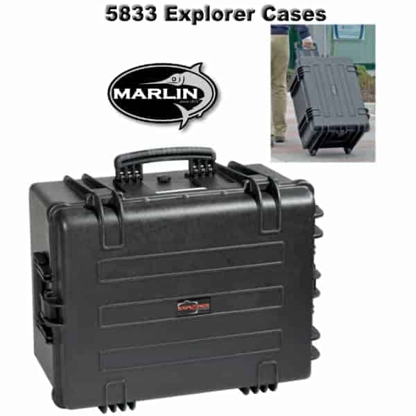 5833 Explorer Cases Reise Trolley