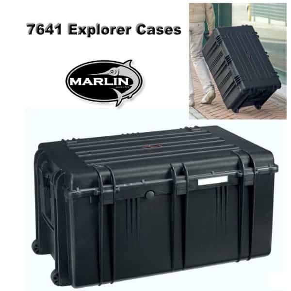 7641 Explorer Cases