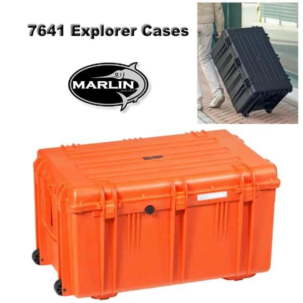 7641 Explorer Cases orange