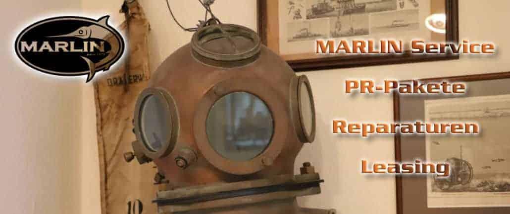 MARLIN Service PR Pakete Reparaturen
