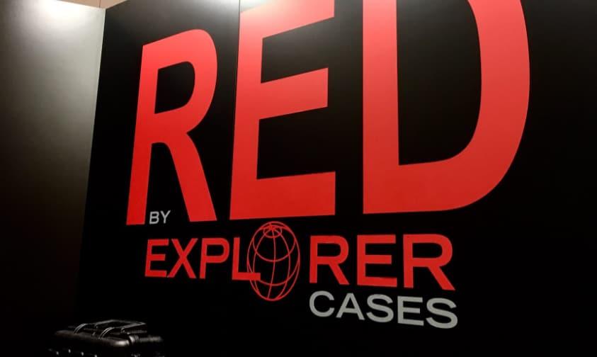 Red Explorer Cases