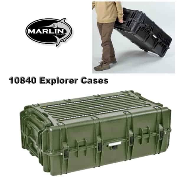 10840 Explorer Cases green