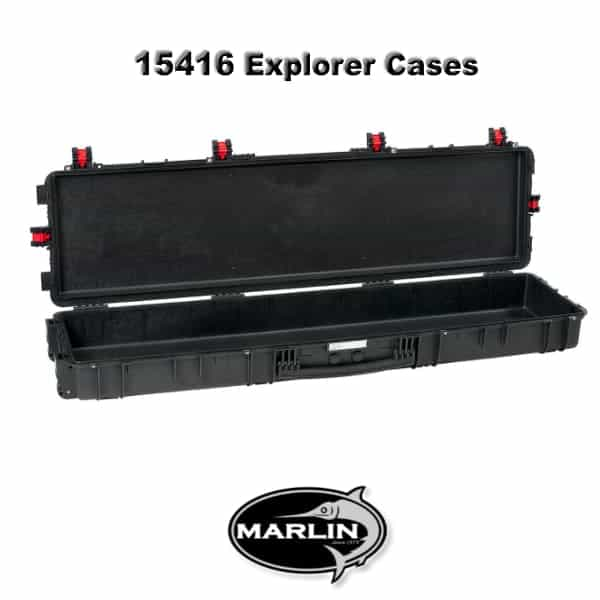15416 Explorer Cases schwarz leer