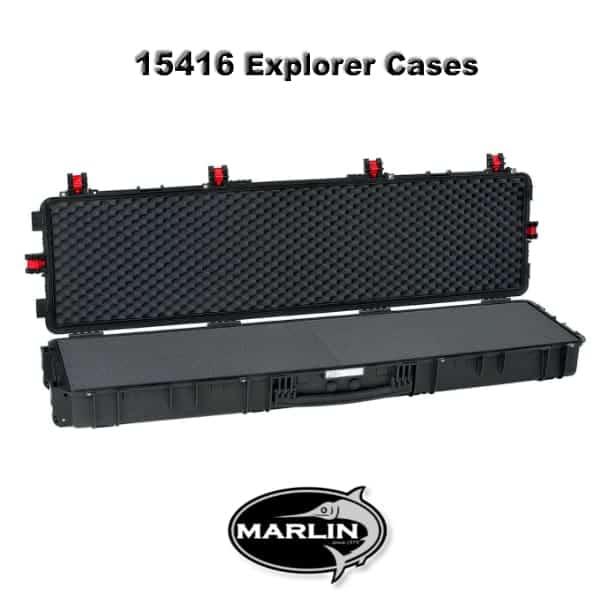 15416 Explorer Cases schwarz schaumstoff