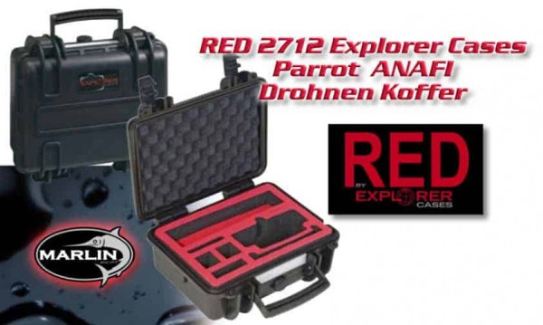 2712 RED Parrot