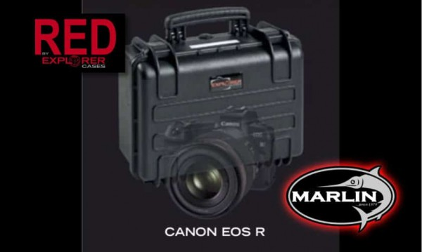 EOS-R RED Explorer Cases Canon