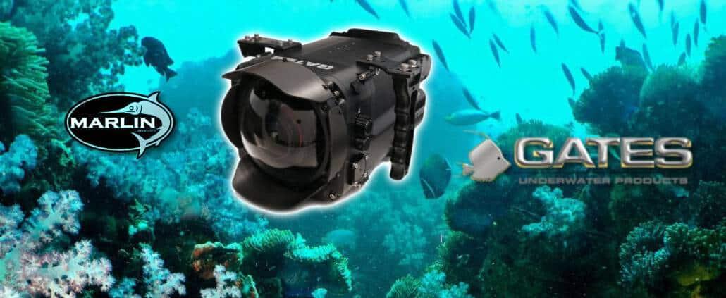 Gates UW Video, Underwater Products - Sales Marlin