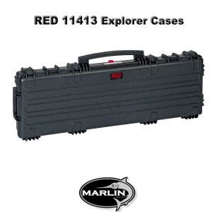 Langwaffen RED 11413 Explorer Cases
