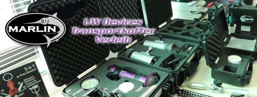 Marlin UW Devices Verleih