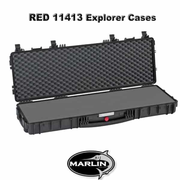 RED 11413 Explorer Cases Schaumstoff
