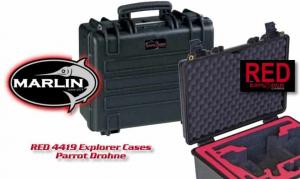 RED 4419 Parrot Explorer Cases | Koffer Parrot Bebop 2 Drohne
