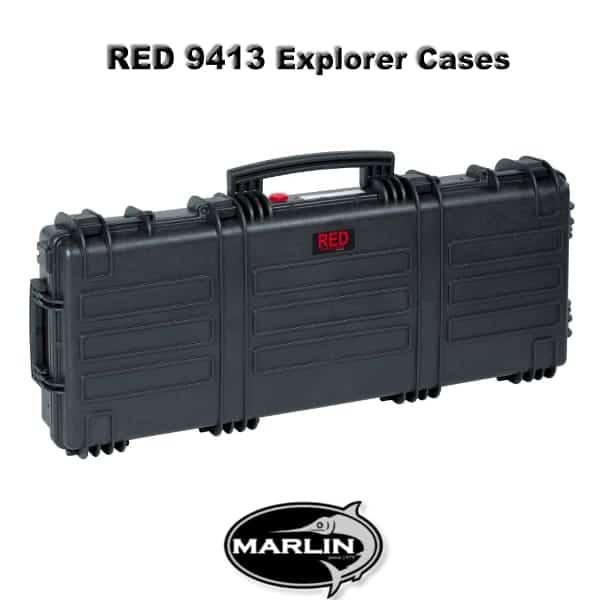 RED 9413 Explorer Cases