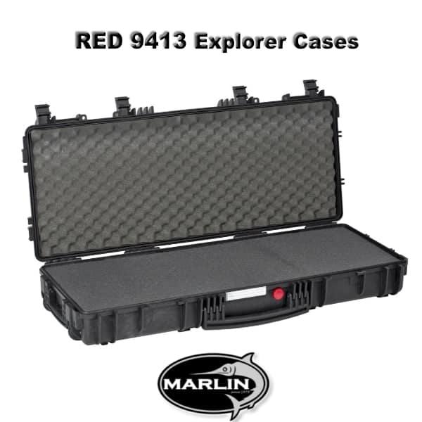 RED 9413 Explorer Cases Schaumstoff