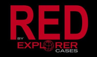 Red Explorer Cases Logo