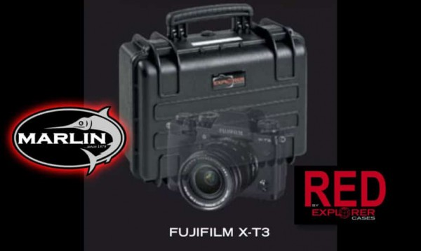 X-TR RED Explorer Cases FujiFilm