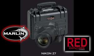 Z7 RED Explorer Cases Nikon